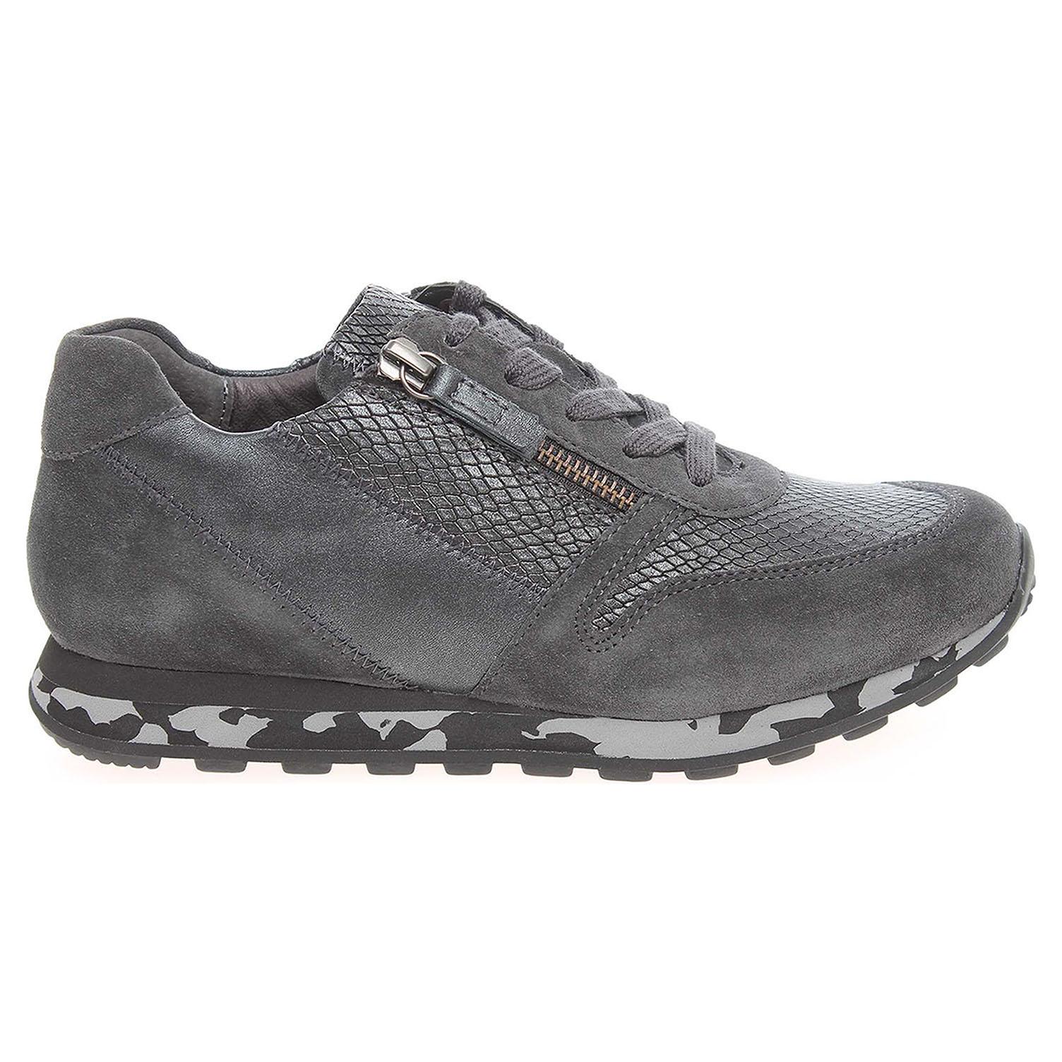 Ecco Gabor dámská obuv 56.368.26 šedá 23200558