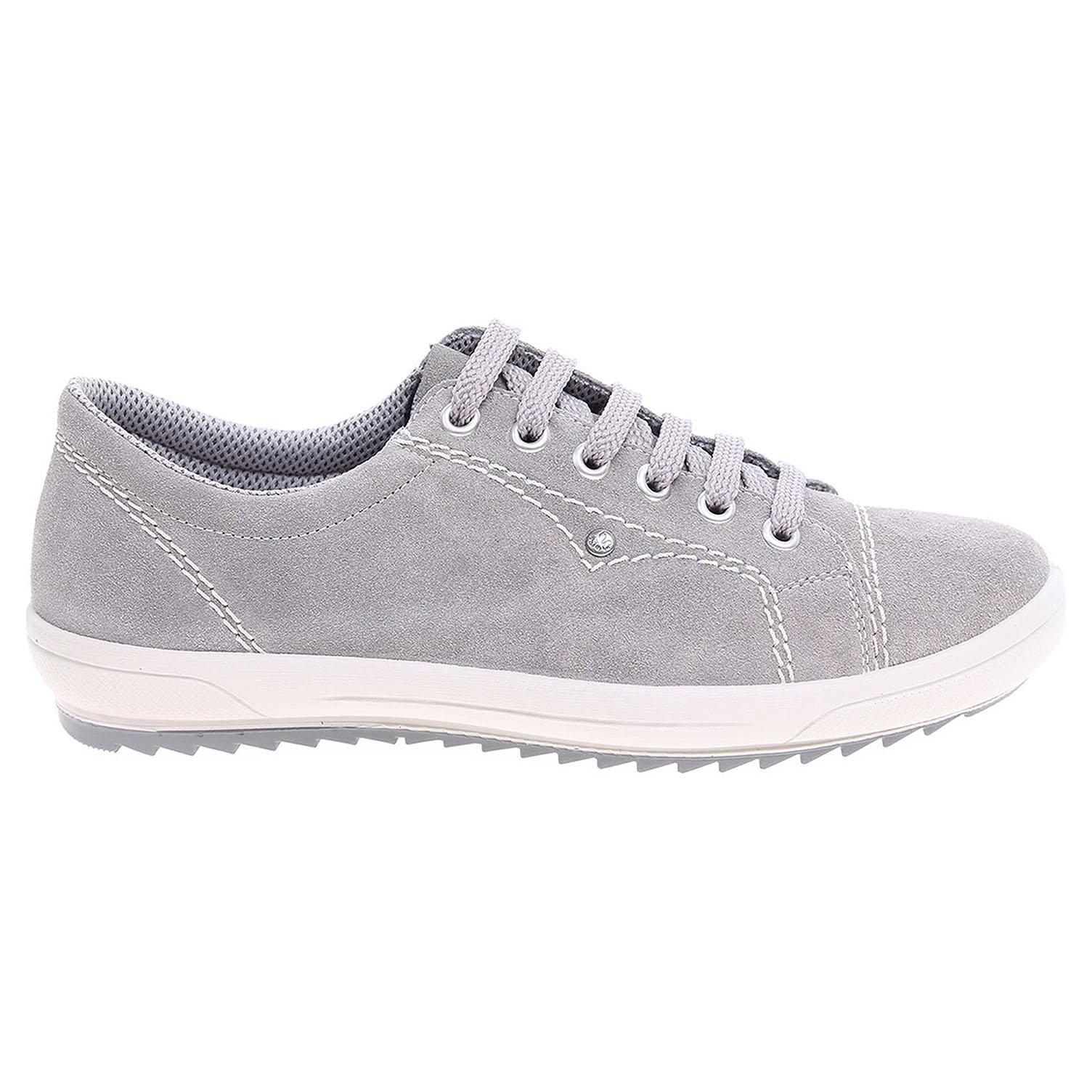 Ecco Rieker dámská obuv M6014-42 šedá 23200597