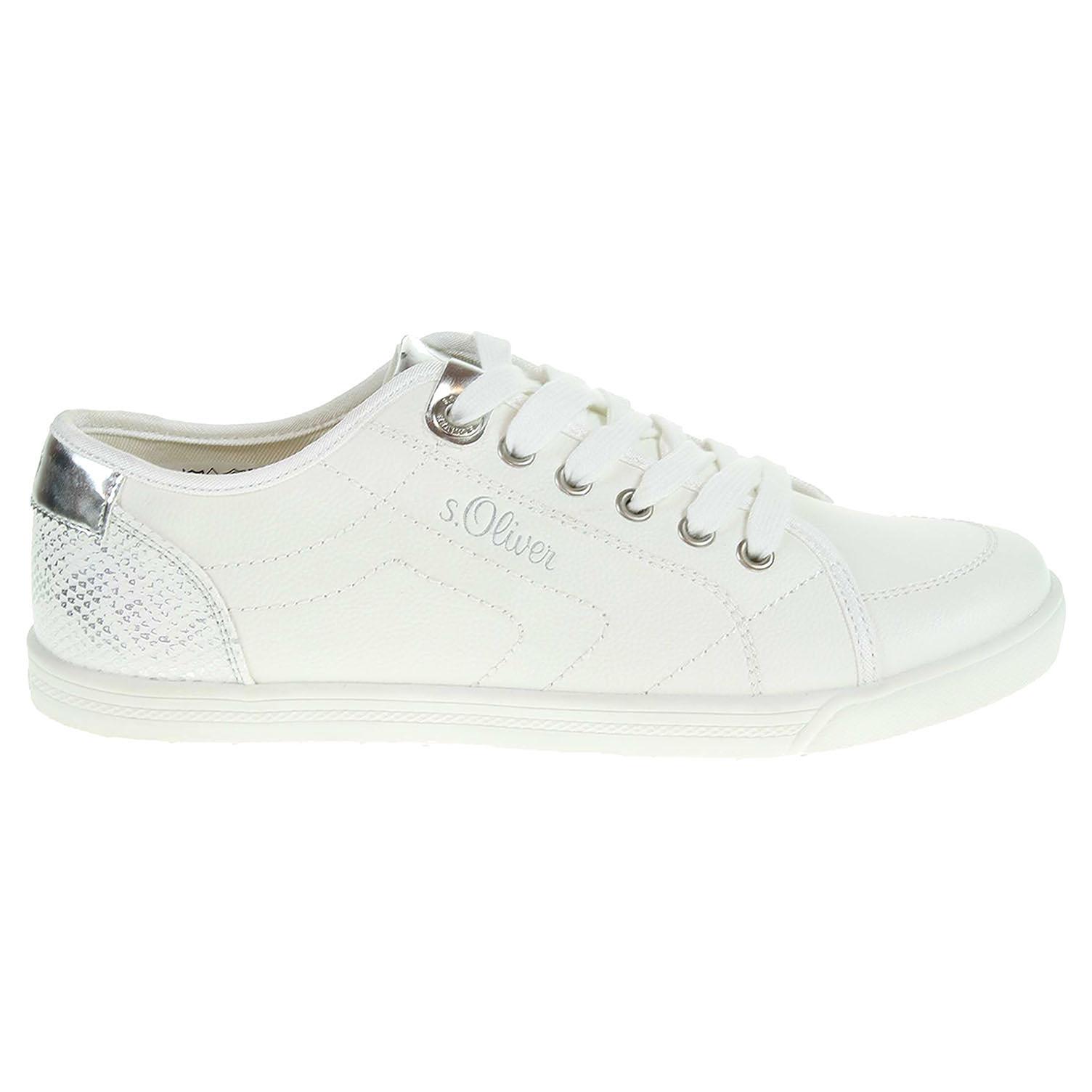 s.Oliver dámská obuv 5-23631-28 bílá 38 bílá bílá