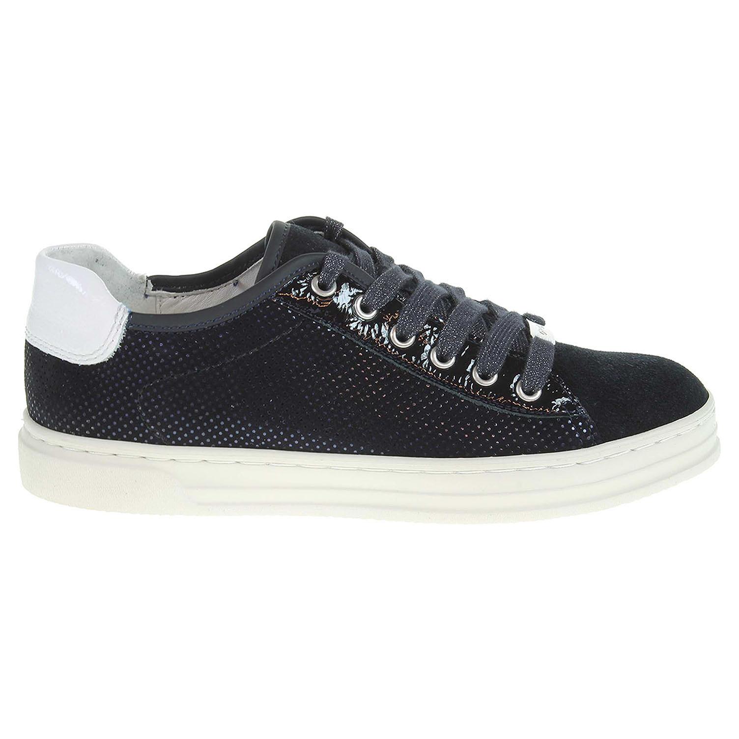 Ecco Ara dámská obuv 37455-38 modrá 23200616
