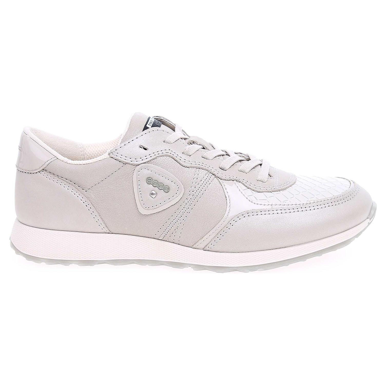 Ecco Sneak Ladies dámská obuv 43051350399 šedé 41