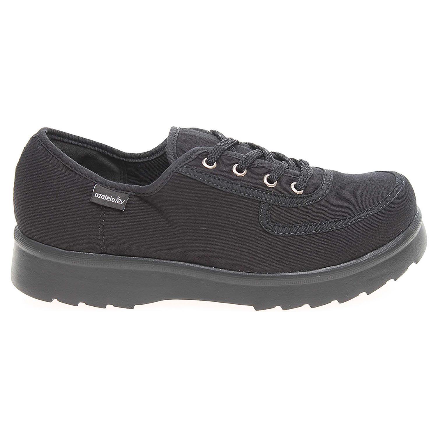 Azaleia dámská obuv 630-189 černá 42