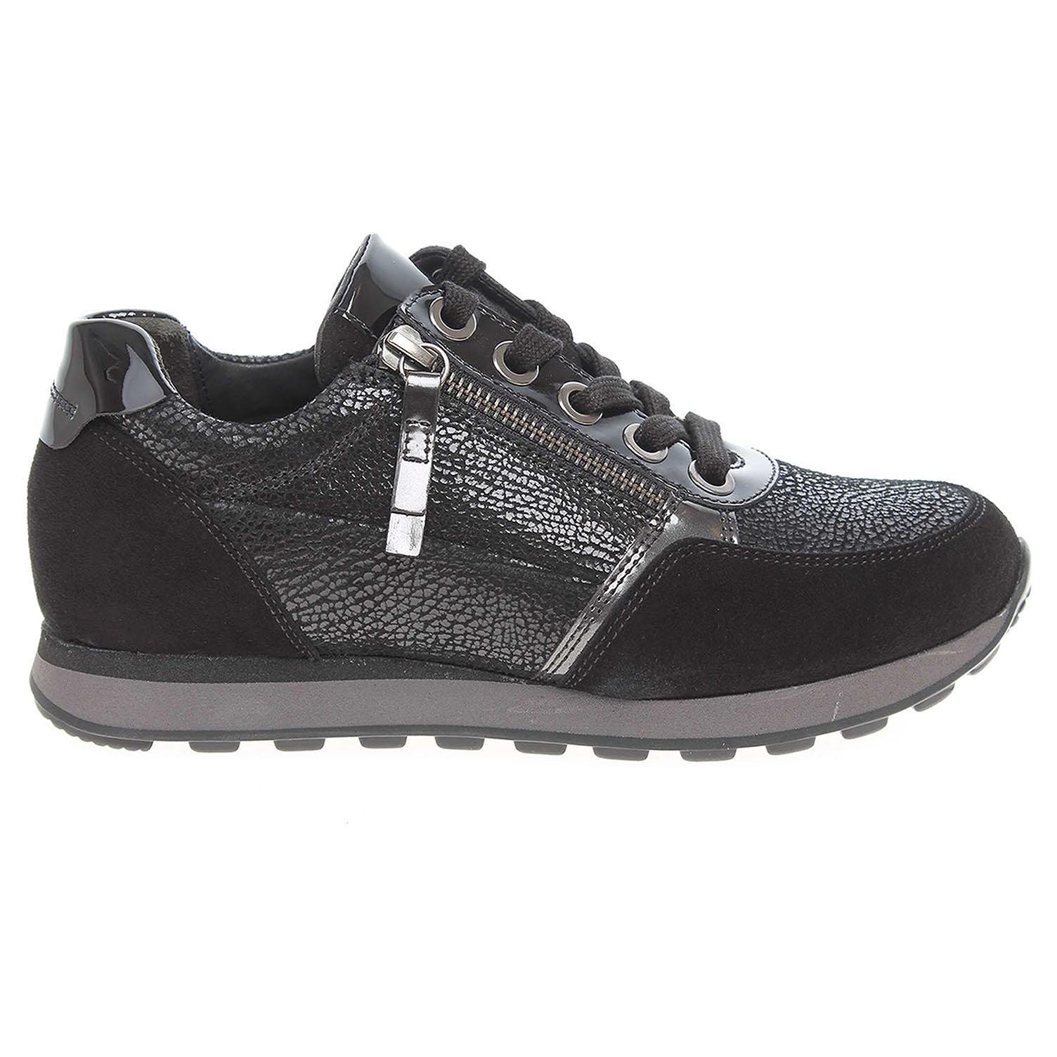 Ecco Gabor dámská obuv 76.335.97 černá 23200711
