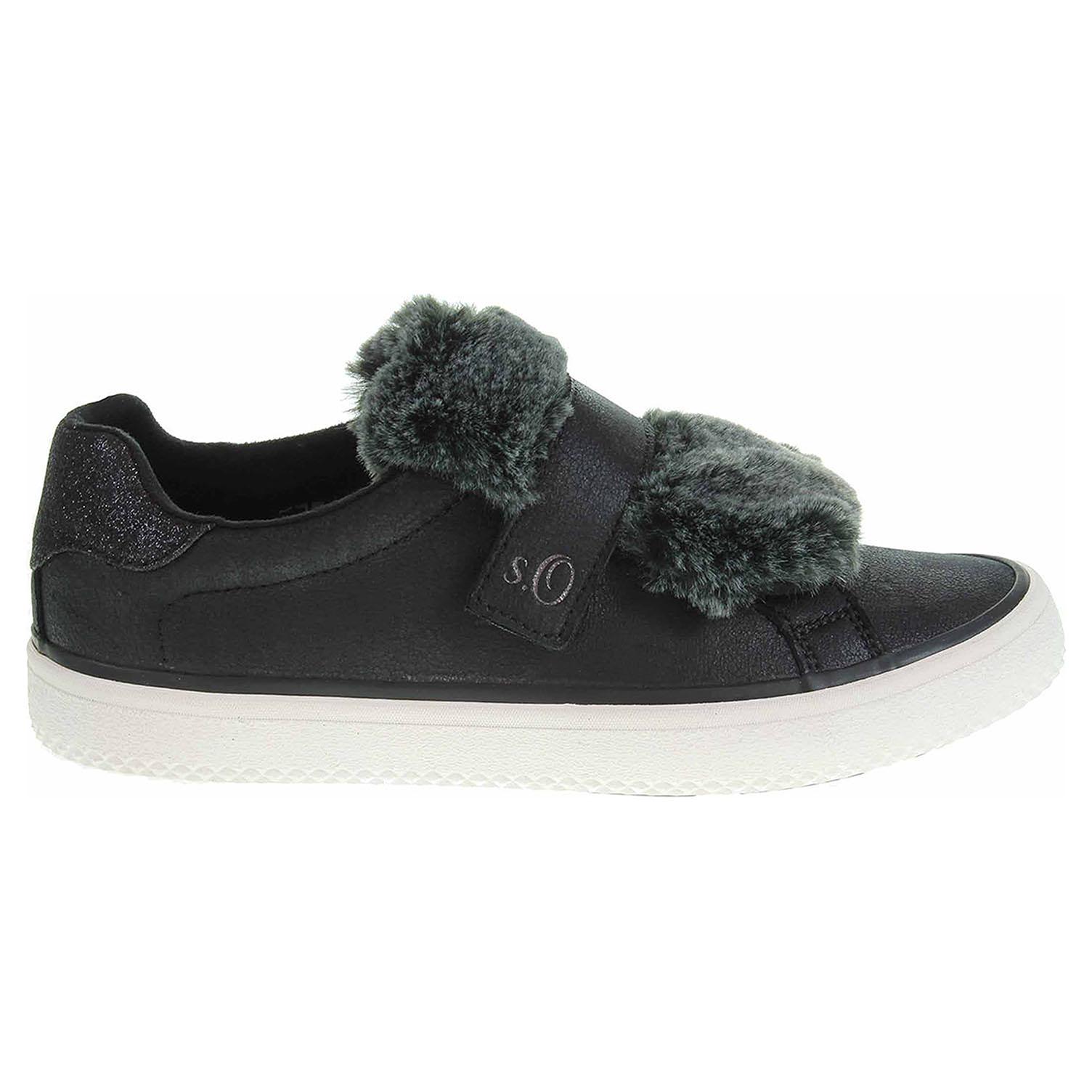 s.Oliver dámská obuv 5-24605-29 černá 5-5-24605-29 001 37
