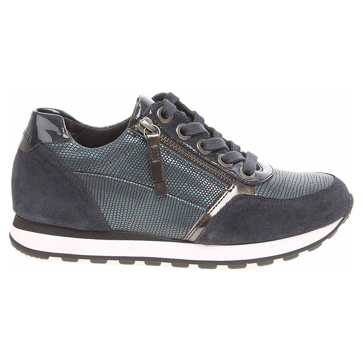 Ecco Gabor dámská obuv 76.335.36 modrá 23200724