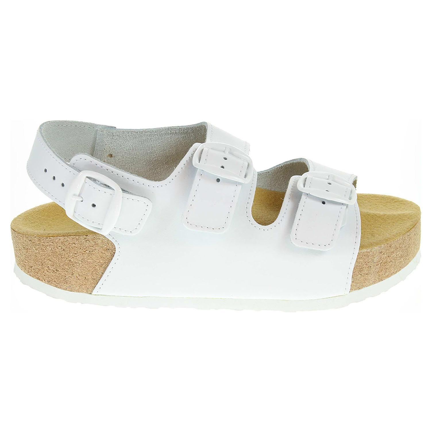 Pegres dámské sandály 3004.00 bílé 41