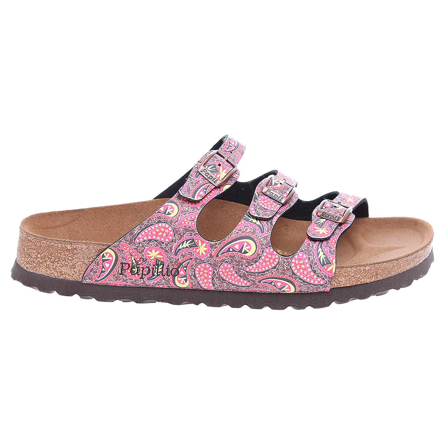 Ecco Papillio Florida dámské pantofle 321363 růžové 23400302 f2526428ad1