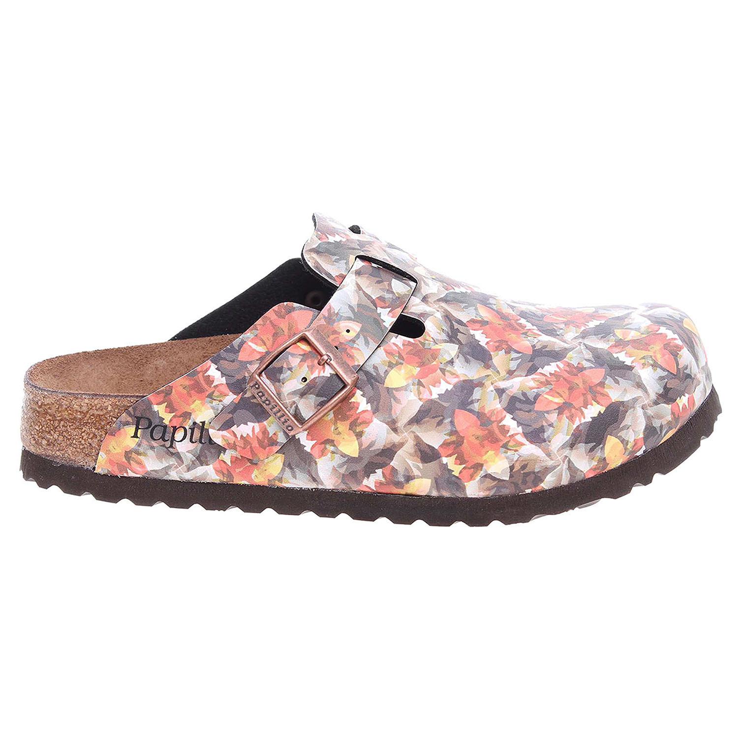 Papillio Boston dámské pantofle 1002326 hnědé 41