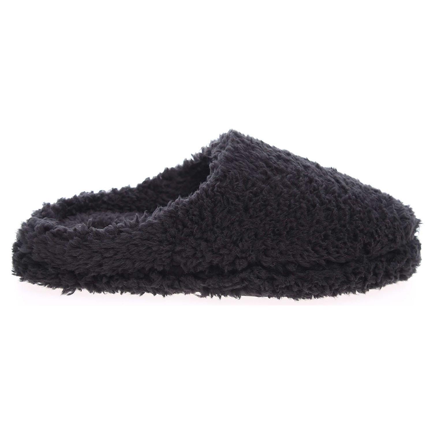 Ecco Gioseppo Brina domácí pantofle černé 23500410