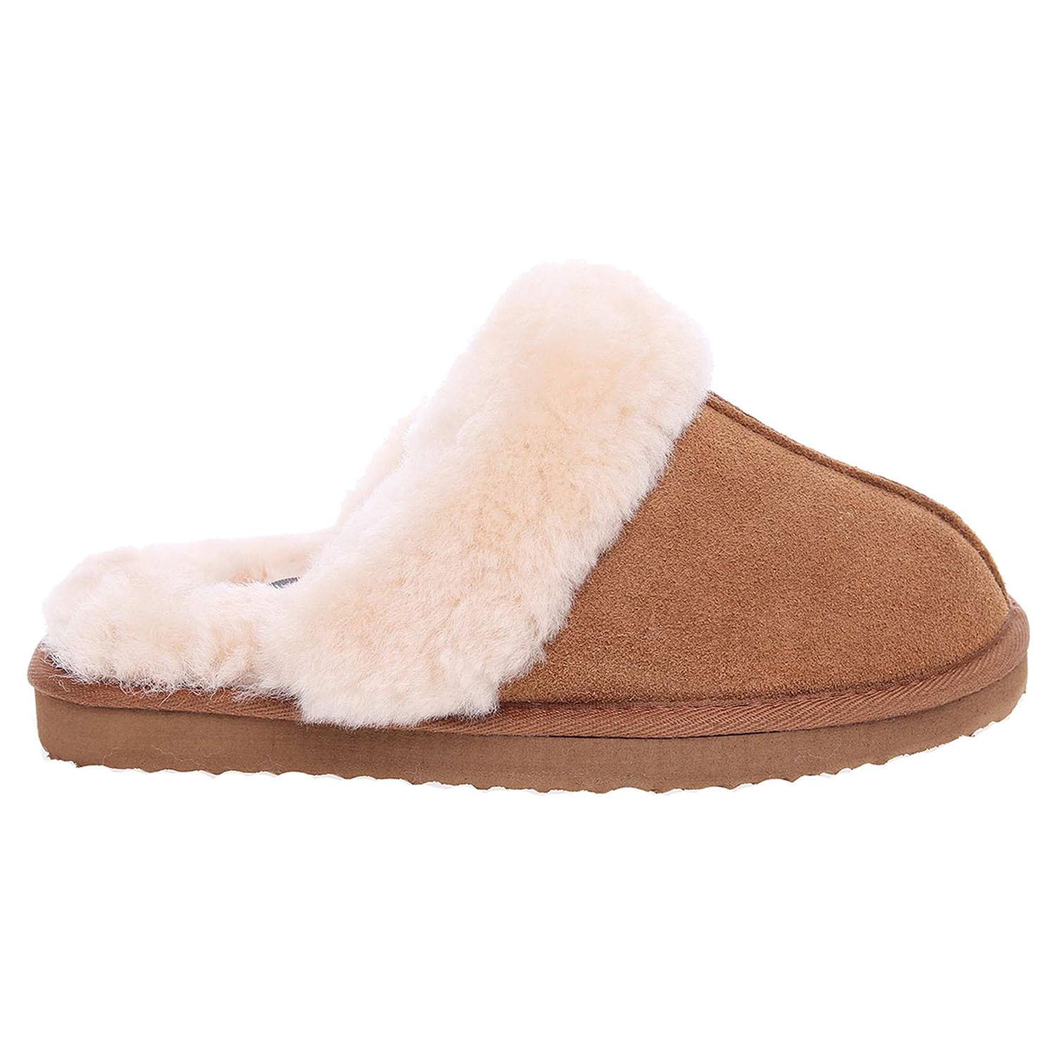 Ara domácí pantofle 29932-06 béžové 41