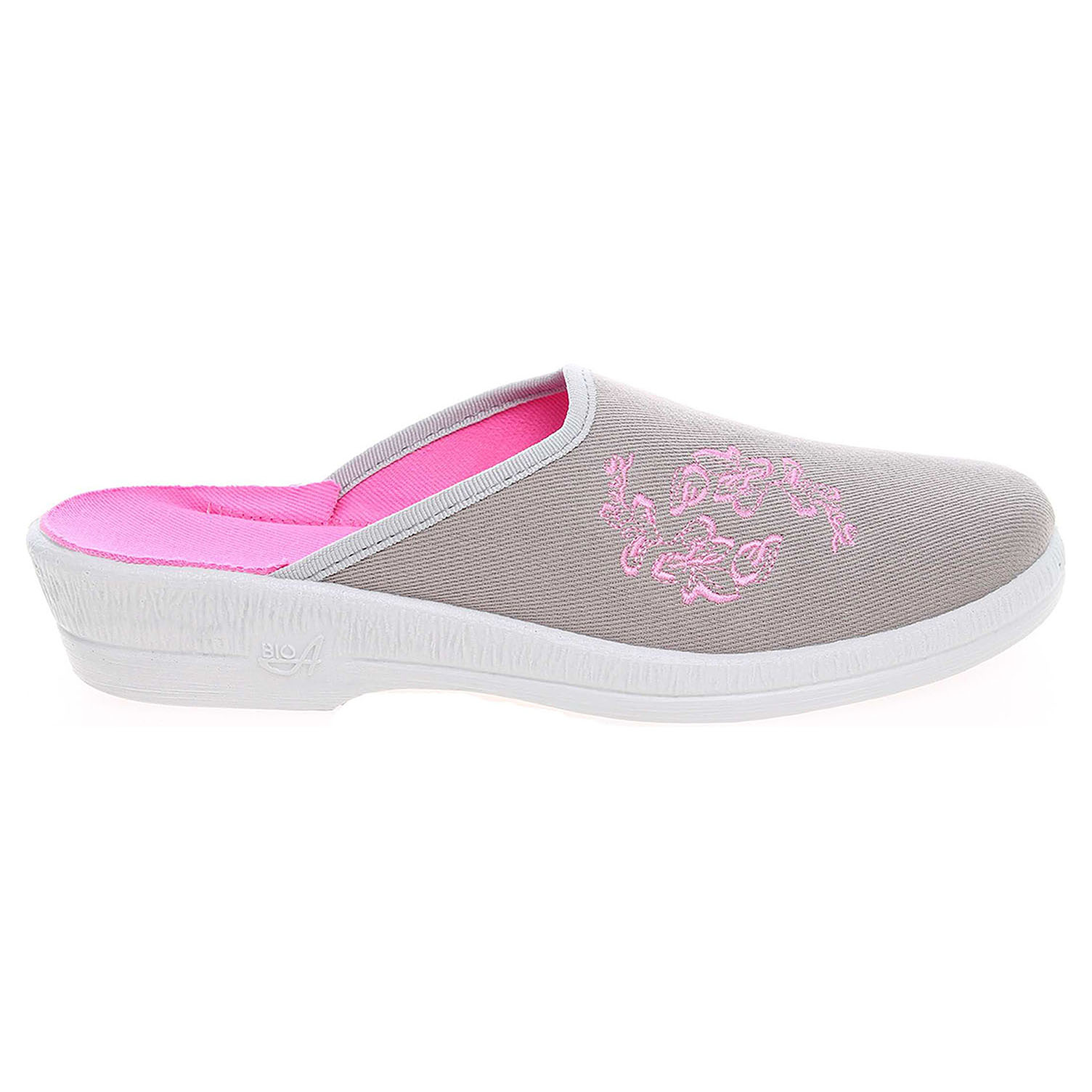 Befado dámské pantofle 219D469 šedé 41