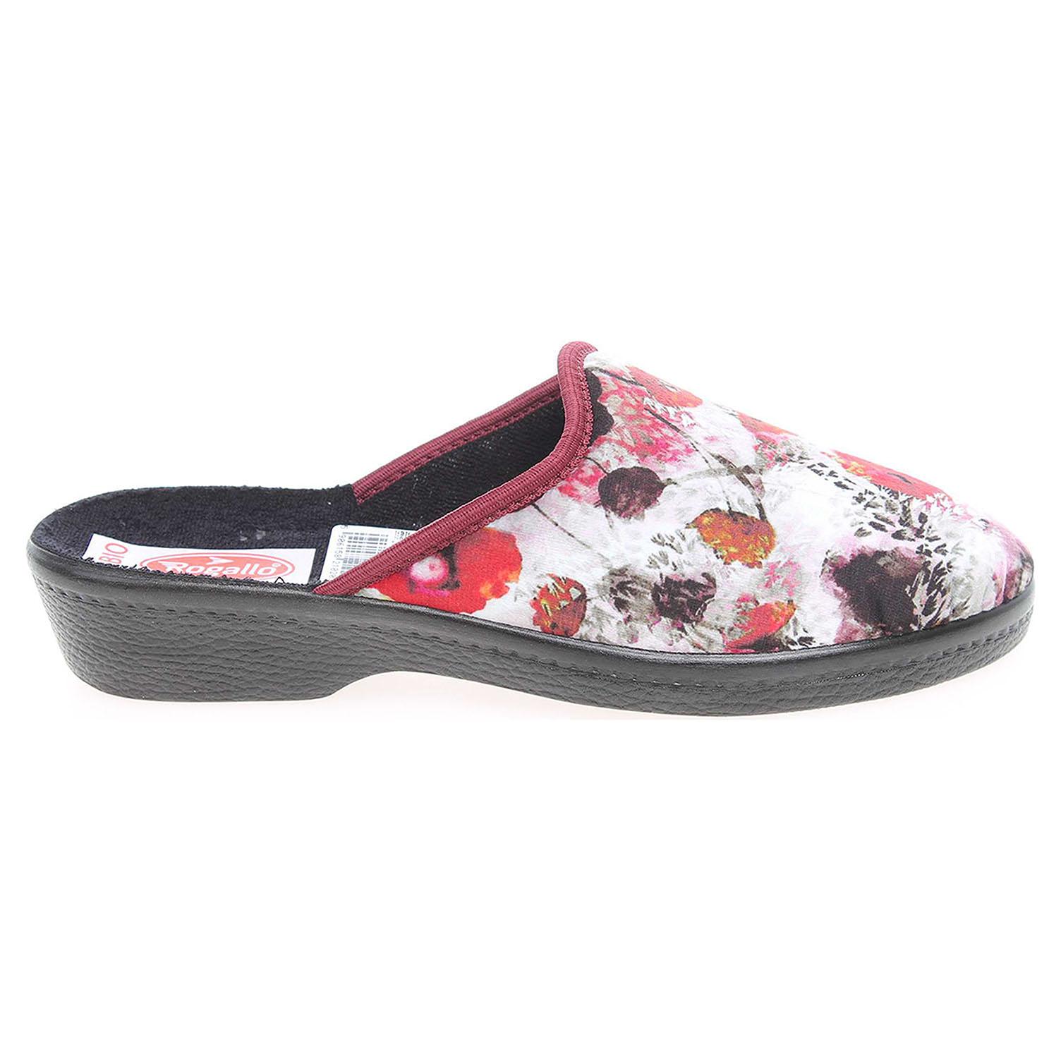 Rogallo dámské pantofle 21020 multicolor 41