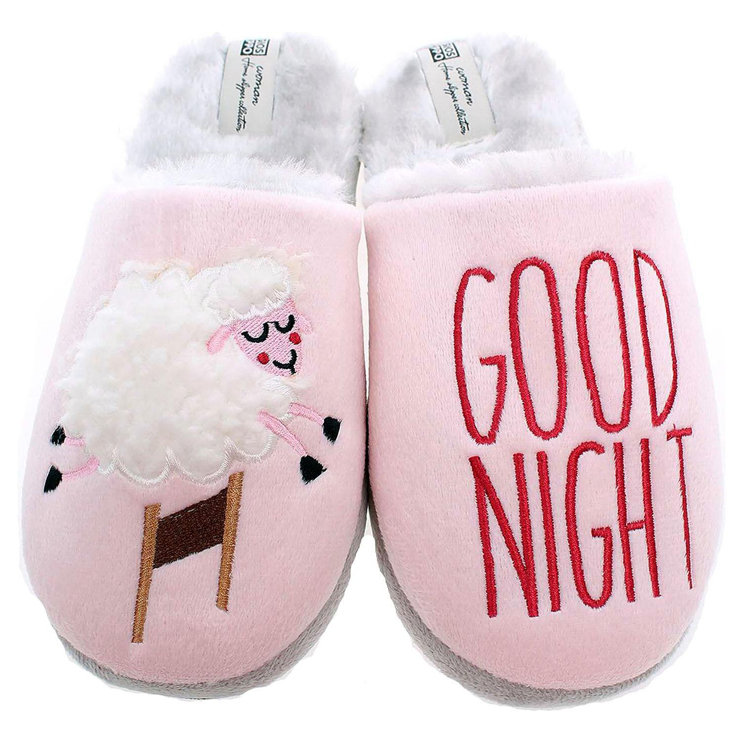 Gioseppo Kooper dámské domácí pantofle růžové 41