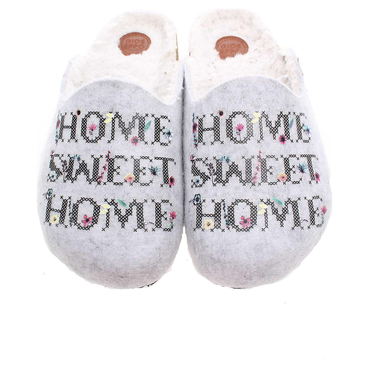 Gioseppo Homelover dámské domácí pantofle šedé 41