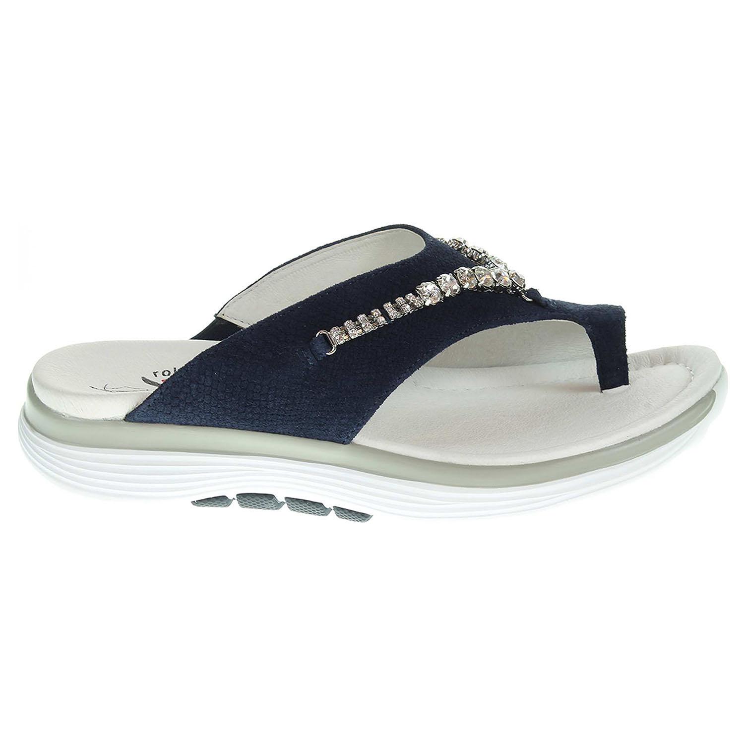 Gabor dámské pantofle 46.911.66 modré 40