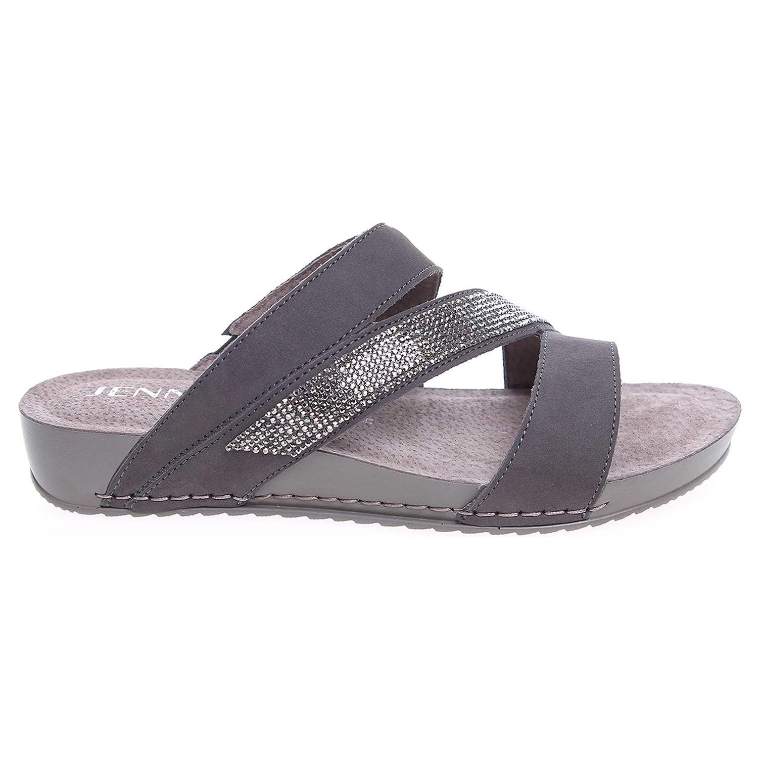 Ara dámské pantofle 57314-05 šedé 41