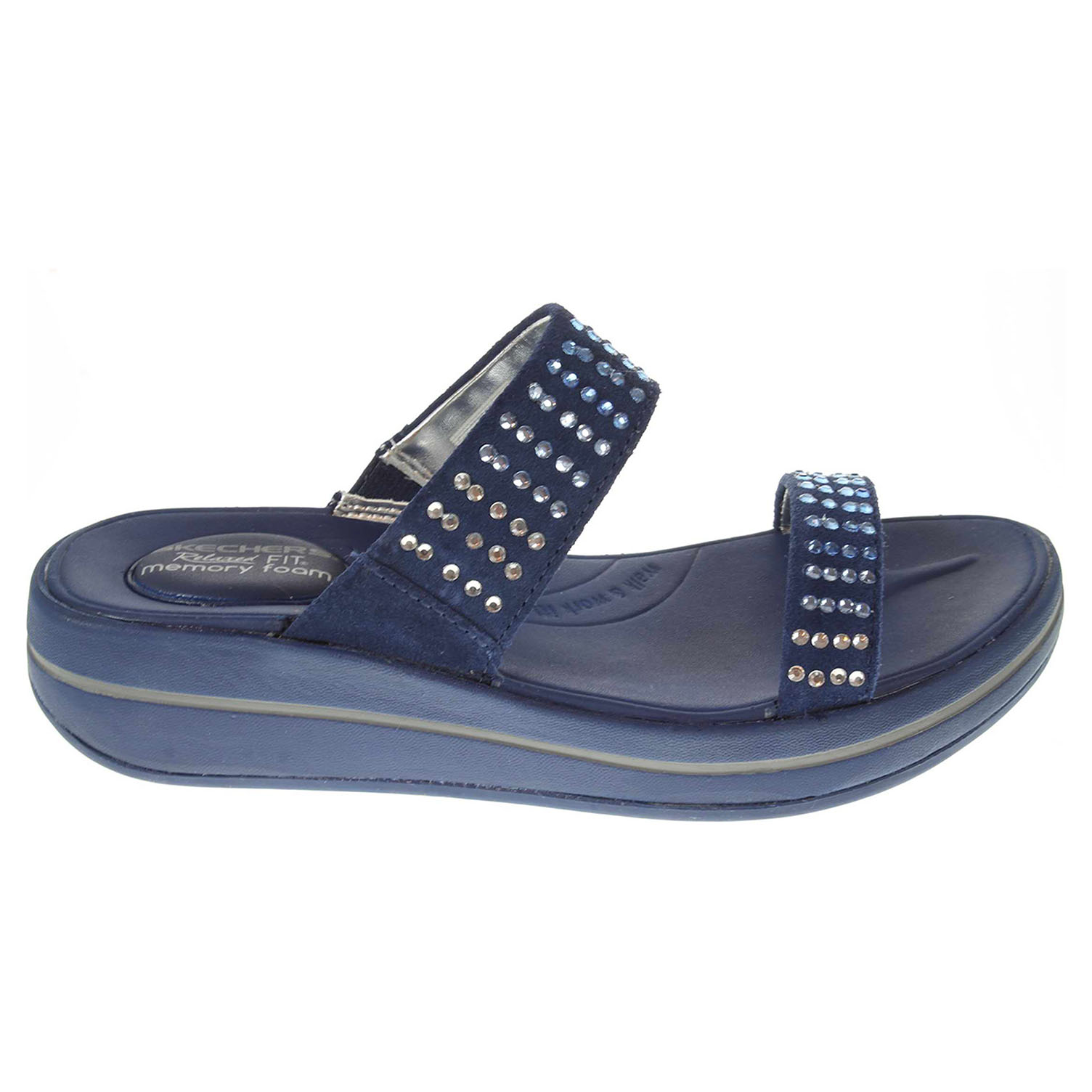 Skechers Upgrades Twinks modrá 37