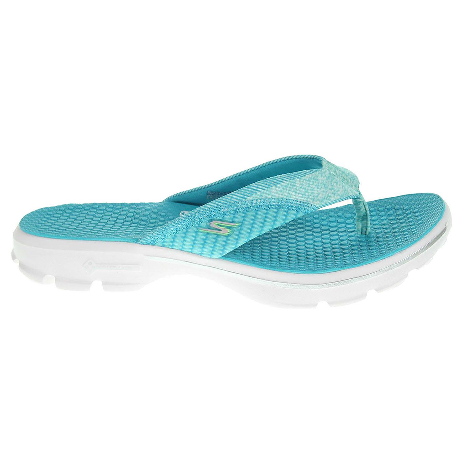 Ecco Skechers Go Walk-Pizazz turquoise 23700283