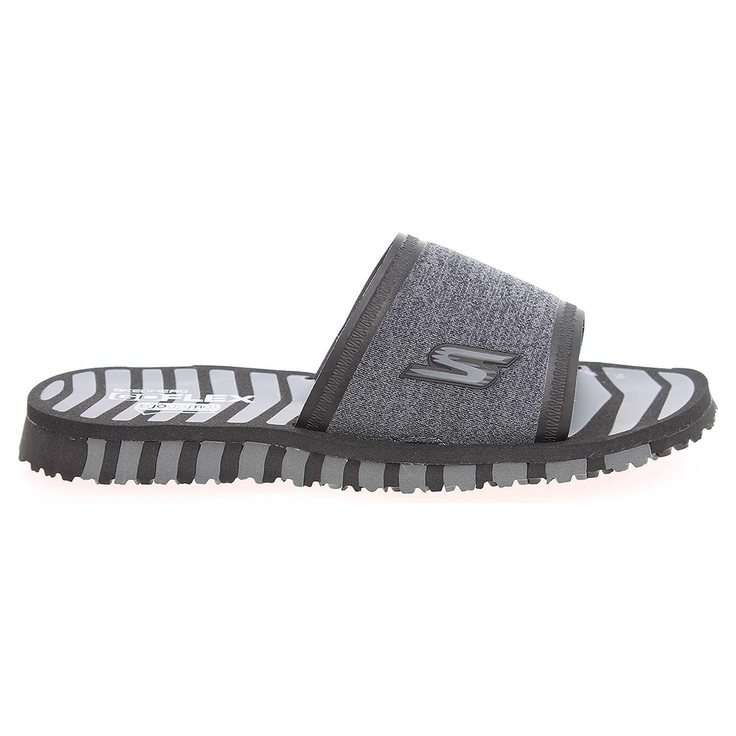 Ecco Skechers Go Flex-Rely black-gray 23700285