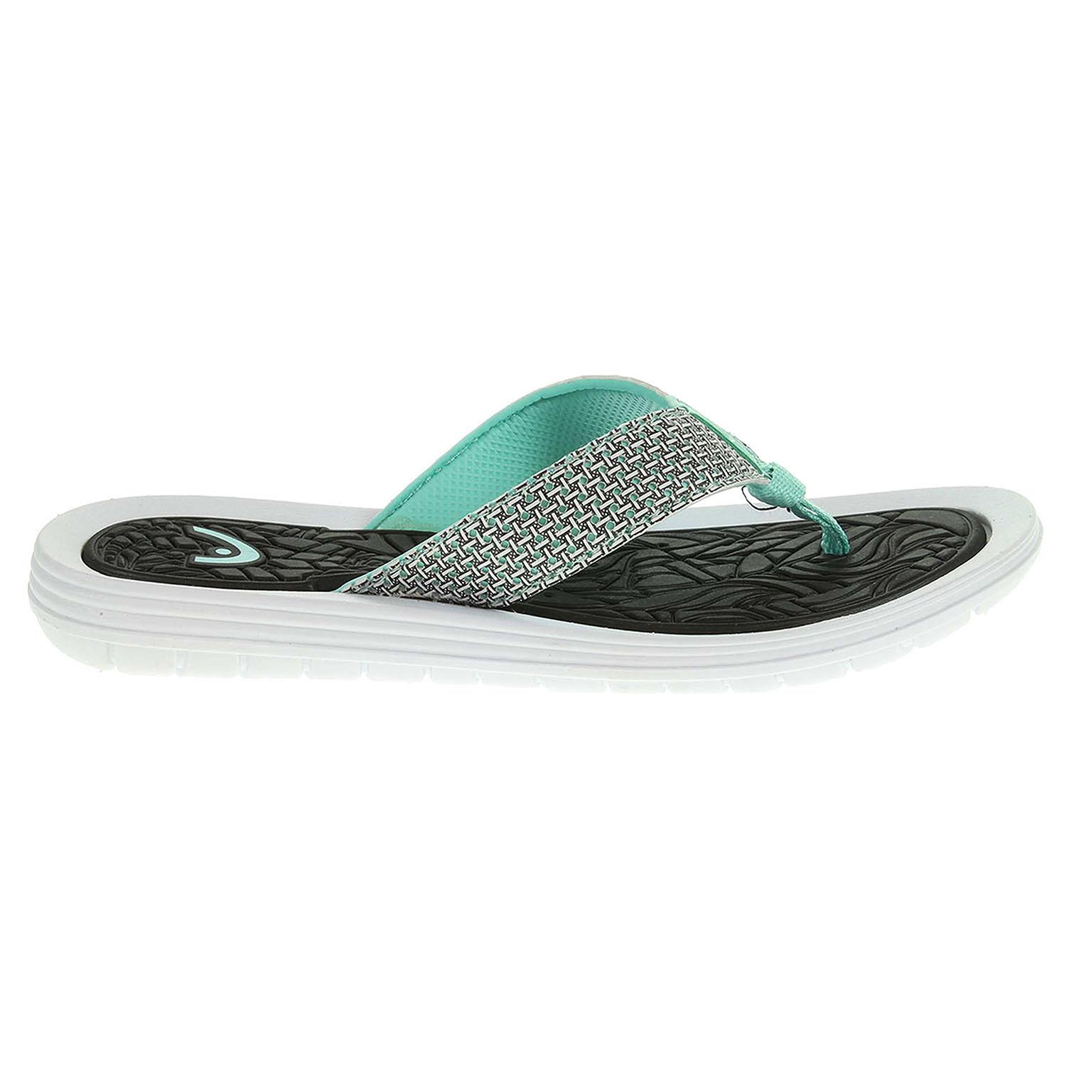 Ecco Head plážové pantofle HY-210-32-01 zelené 23700331