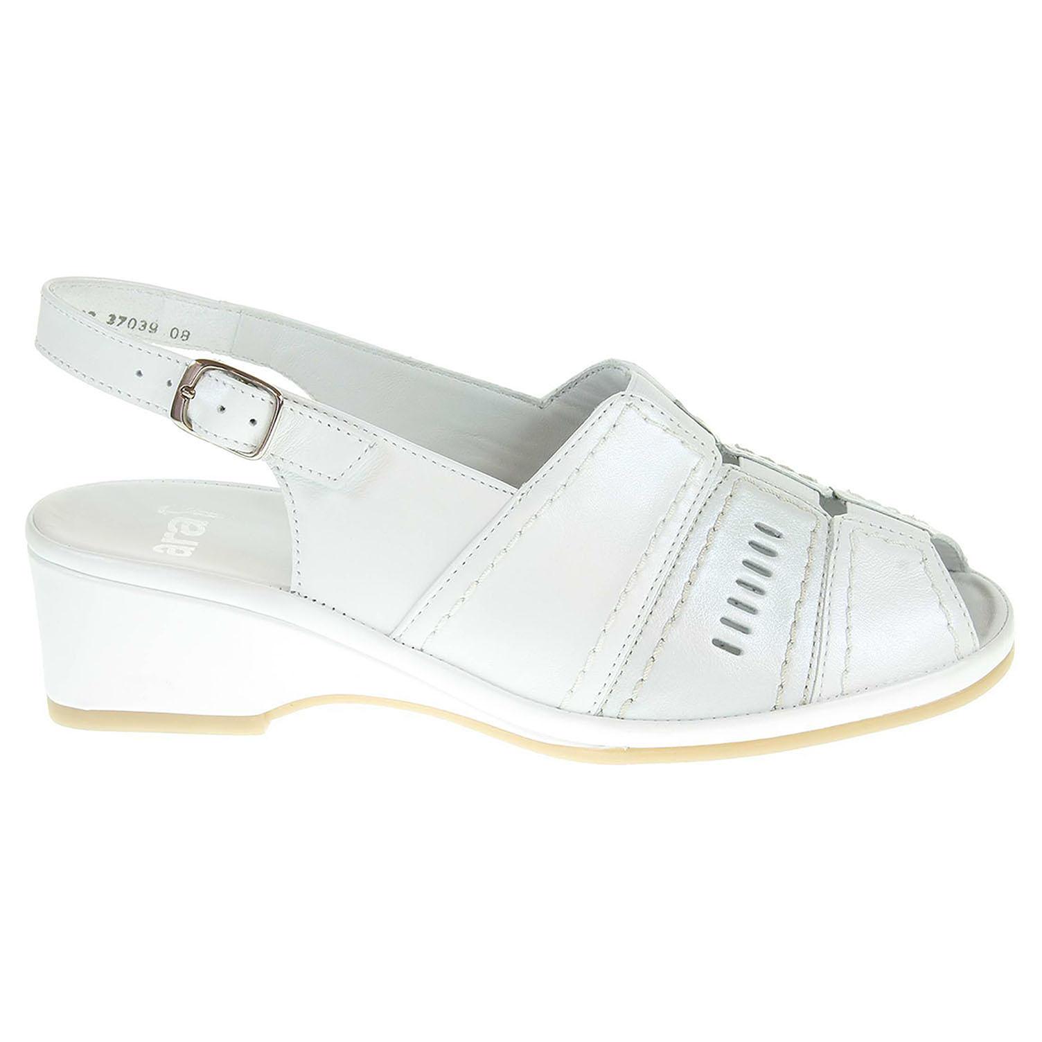 Ara dámské sandály 37039 bílé 37
