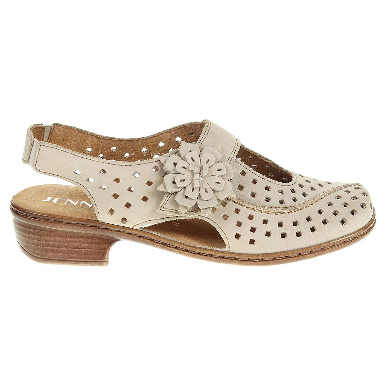 Ecco Ara dámské sandály 52706-07 béžové 23800910