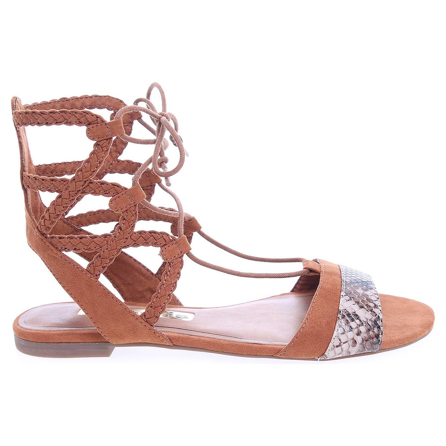 Ecco Tamaris dámské sandály 1-28178-36 hnědé 23801019