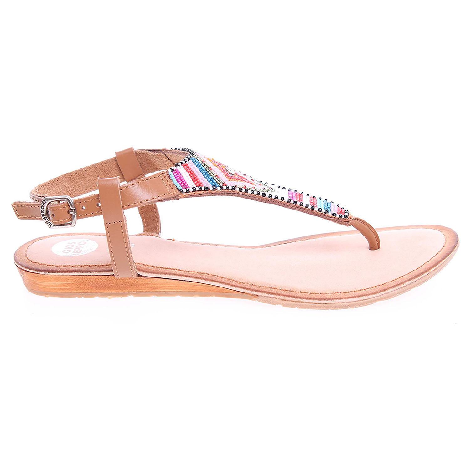 Gioseppo Magnien dámské sandály multicolor 41