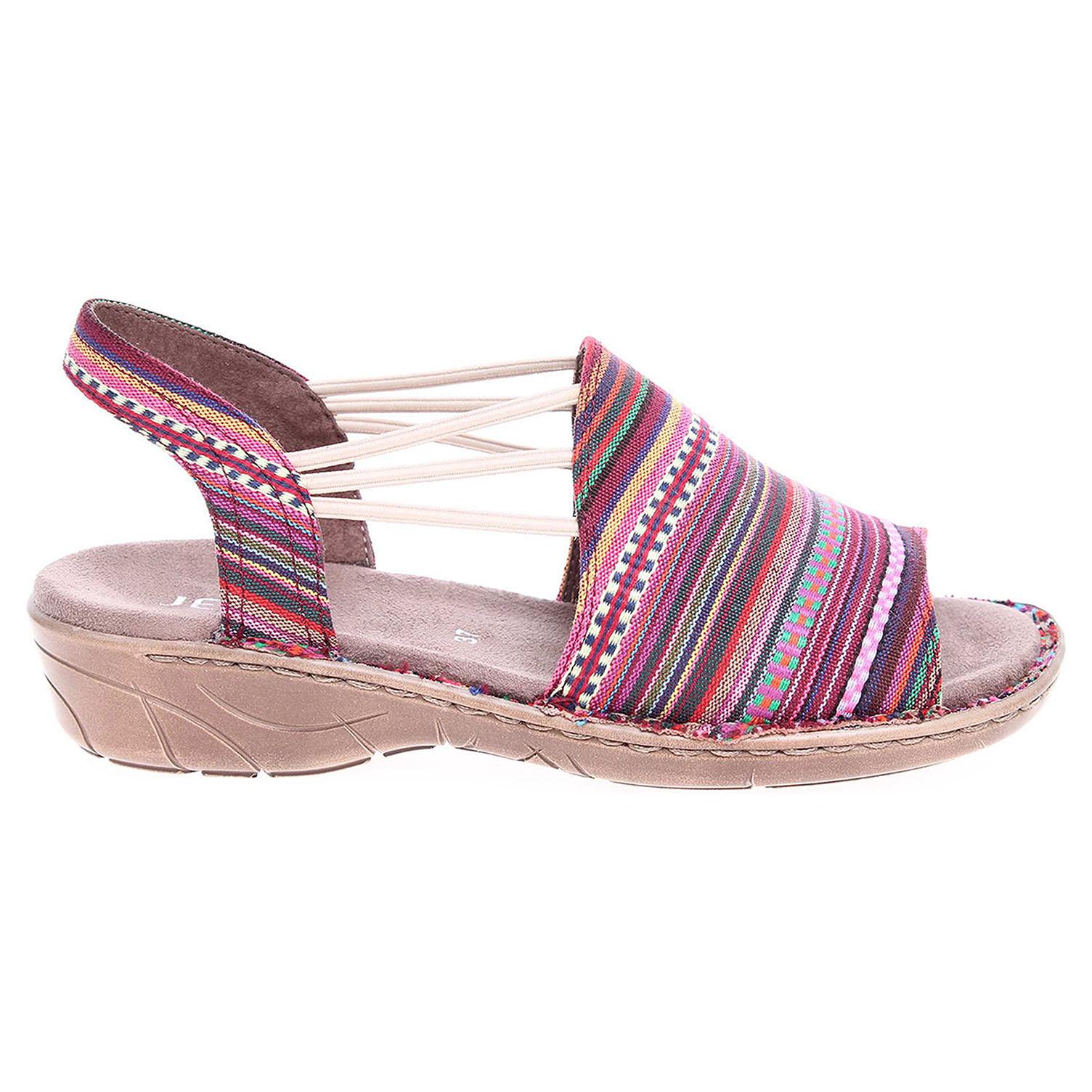 Ecco Ara dámské sandály 57283-79 multi 23801142