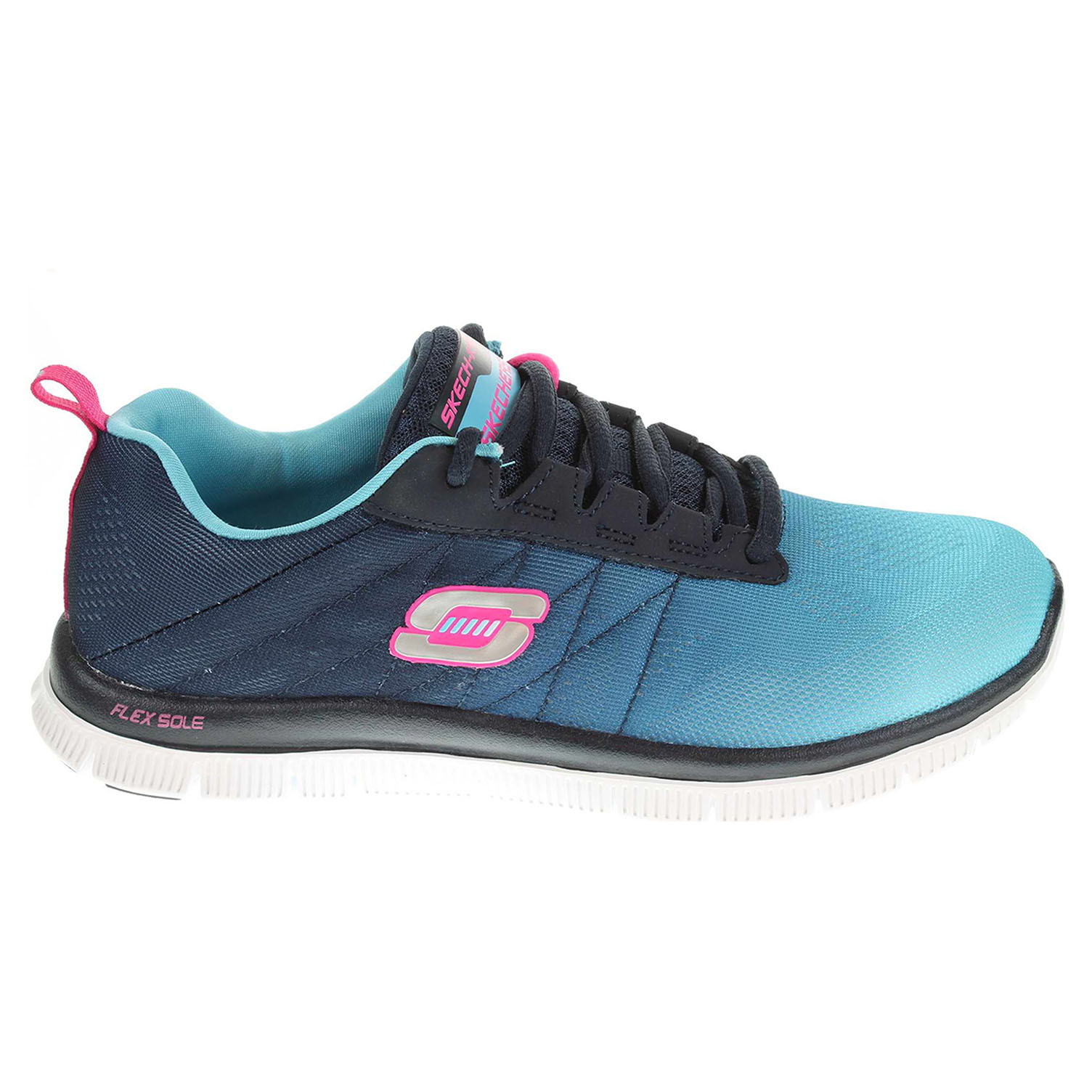 Skechers Flex Appeal New Arrival light blue 40