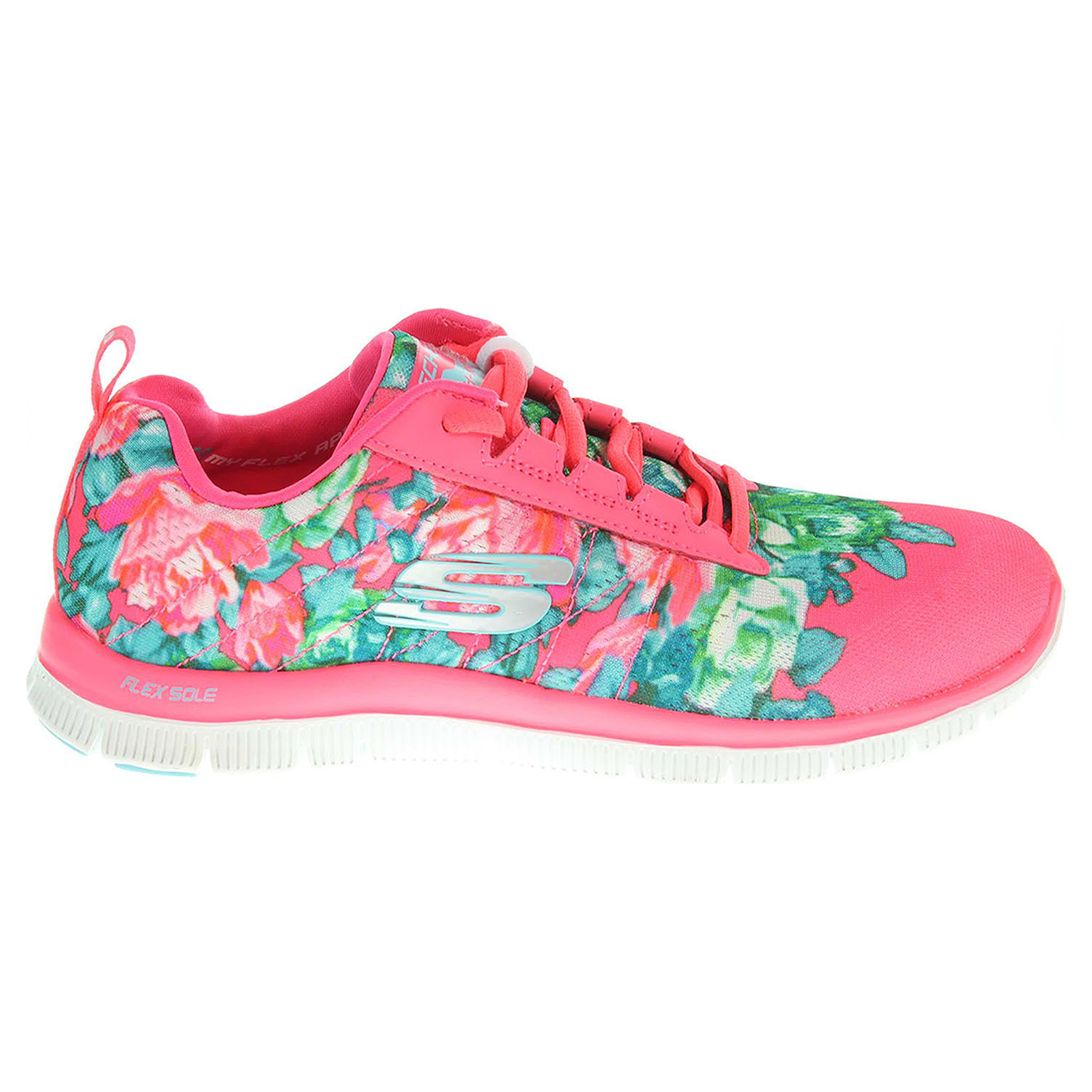 Skechers Wildflowers hot pink-multi 36