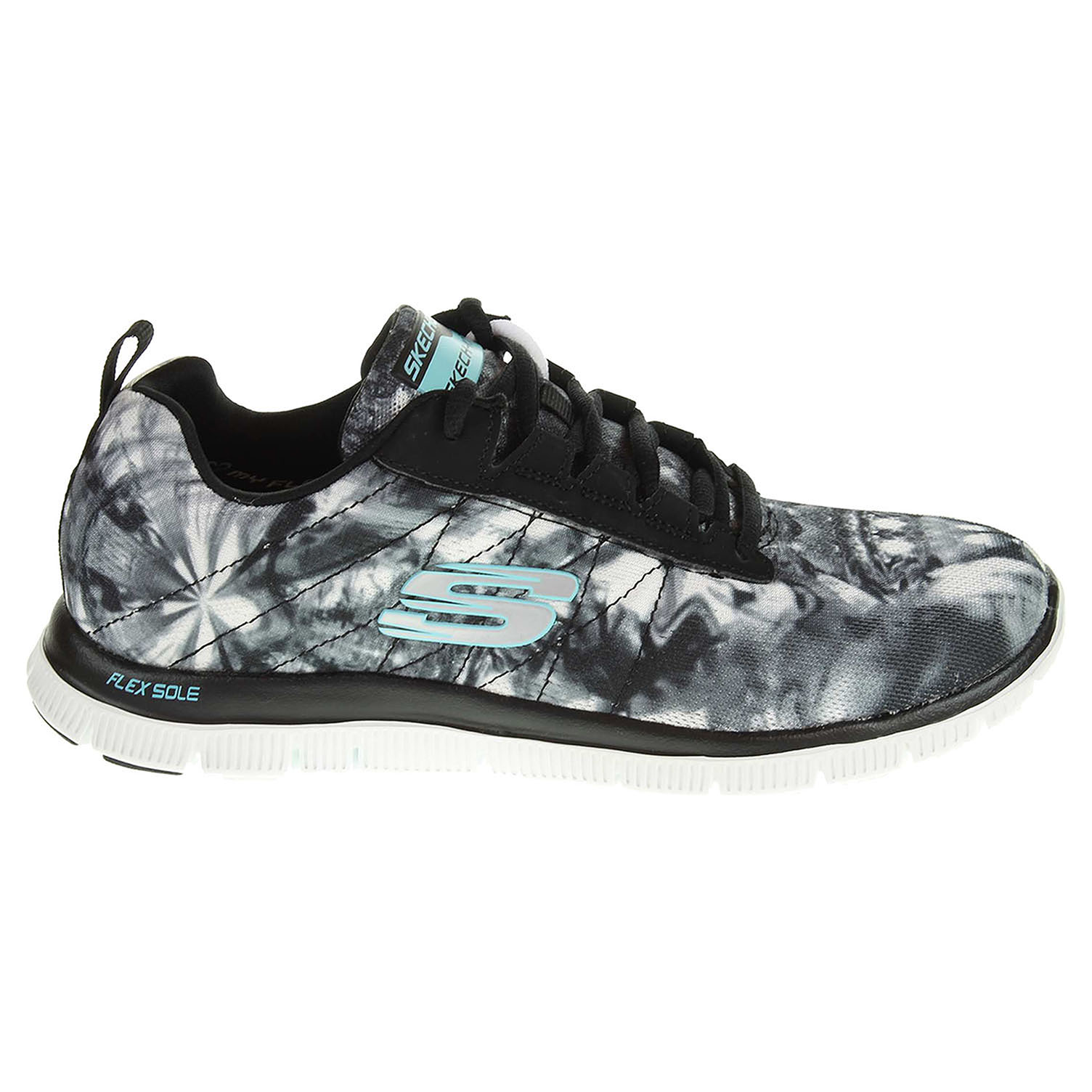 Skechers Cosmic Rays black-white 37