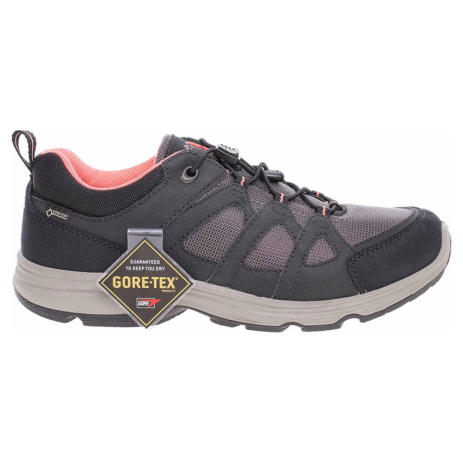 Ecco Ecco Light IV dámská obuv 83602351527 černá 23900172