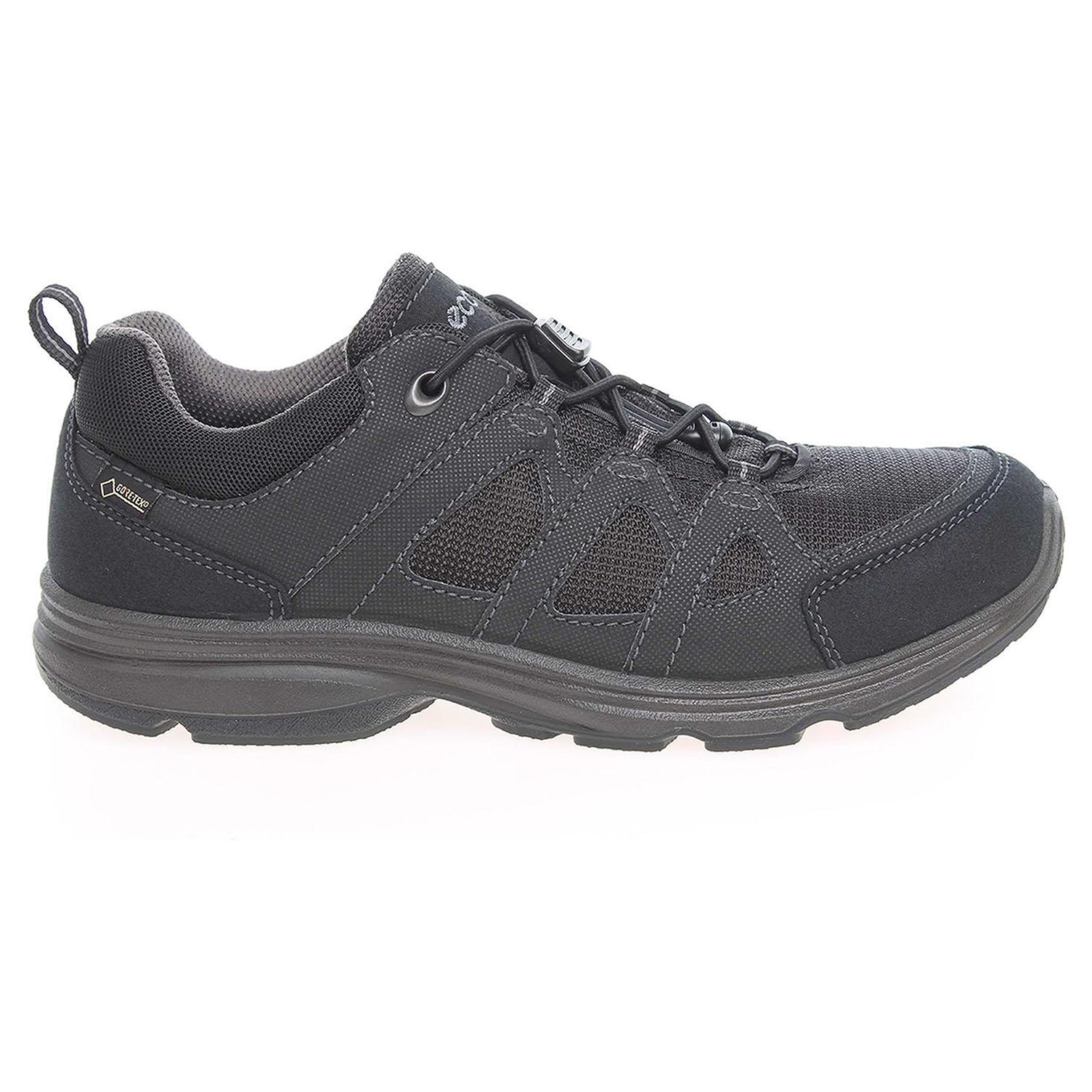 Ecco Ecco Light IV dámská obuv 83602351052 černá 23900173