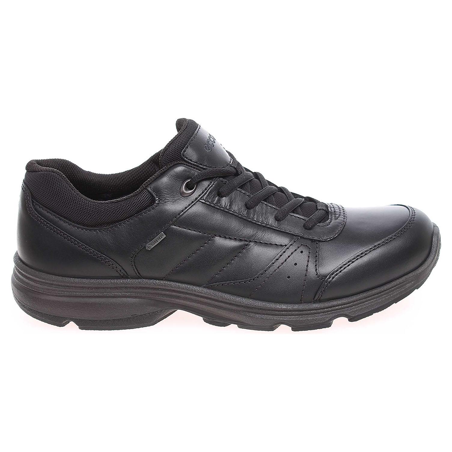Ecco Ecco Light IV pánská obuv 83600401001 černá 24000365