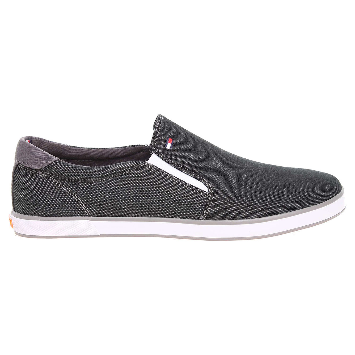 Tommy Hilfiger pánská obuv FM56820911 H2285ARLOW 2F černá 45