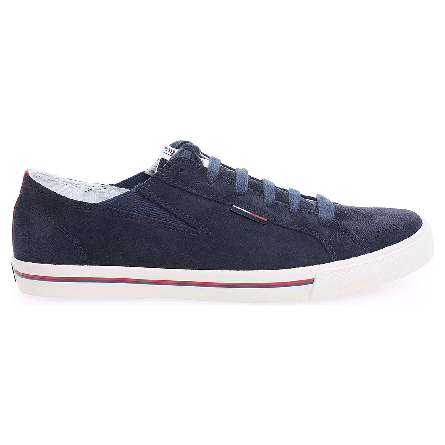 Ecco Tommy Hilfiger pánská obuv EM56820812 V2385ARSITY 4B modrá 24000386