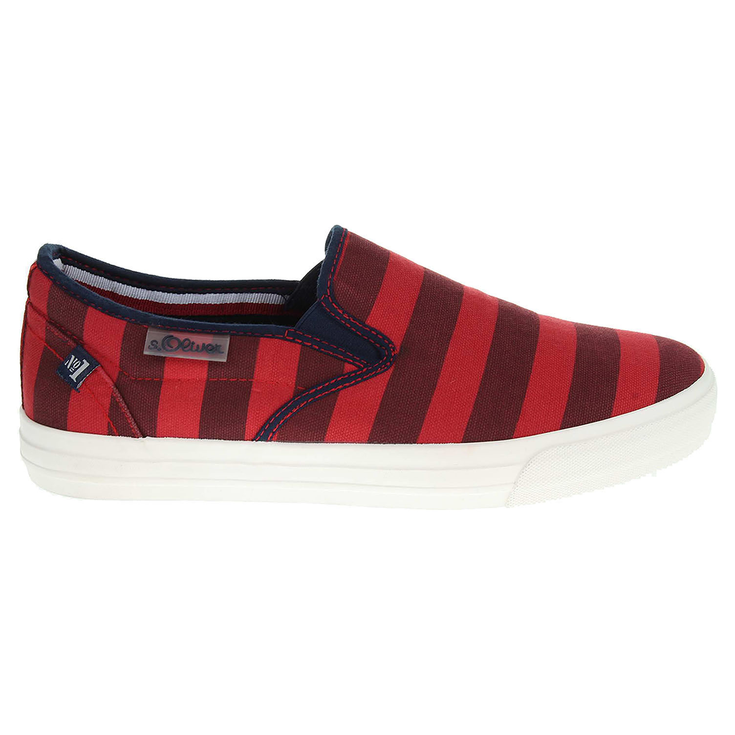 Ecco s.Oliver pánská obuv 5-14605-36 červená 24000391
