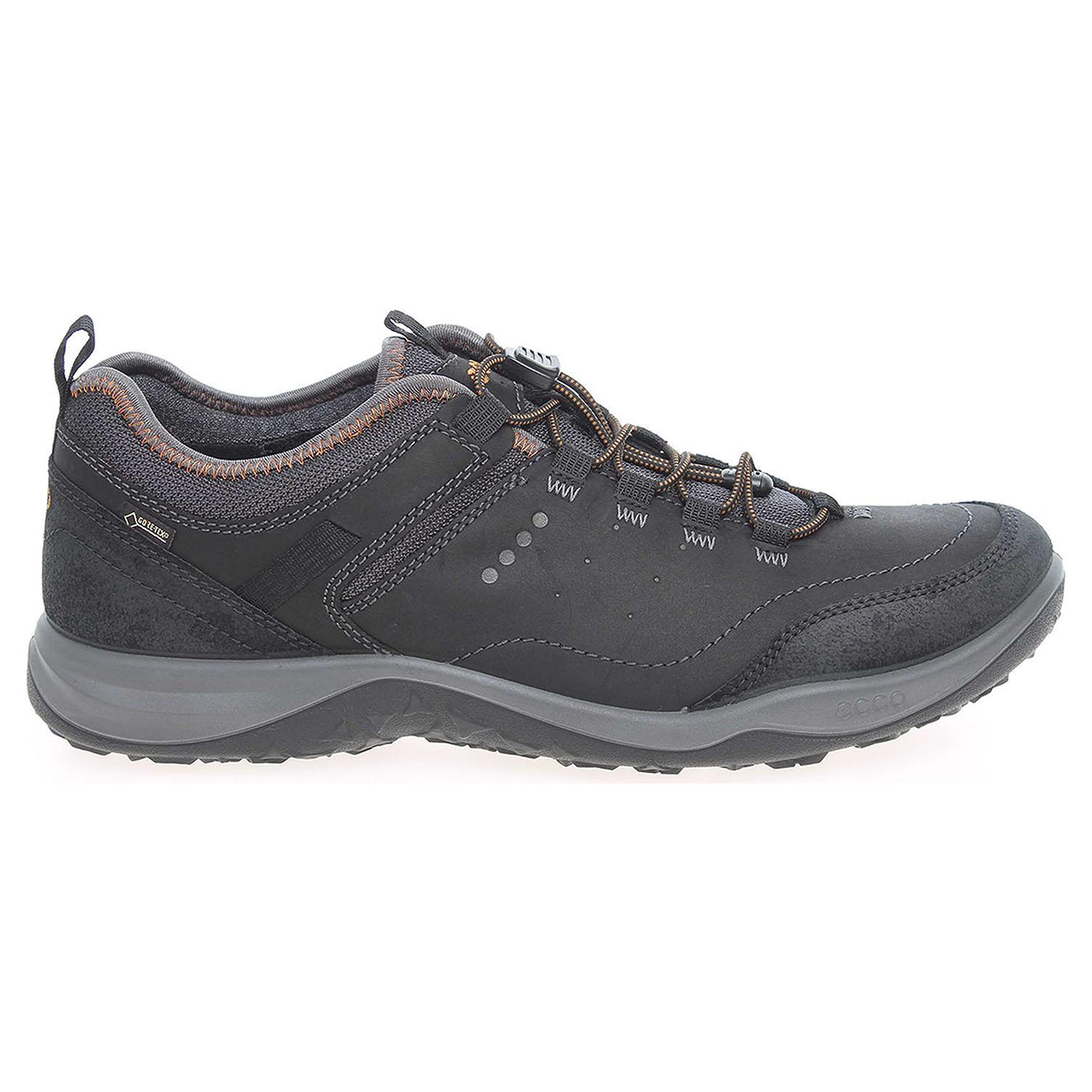 Ecco Ecco Espinho pánská obuv 83901451052 černá 24000402