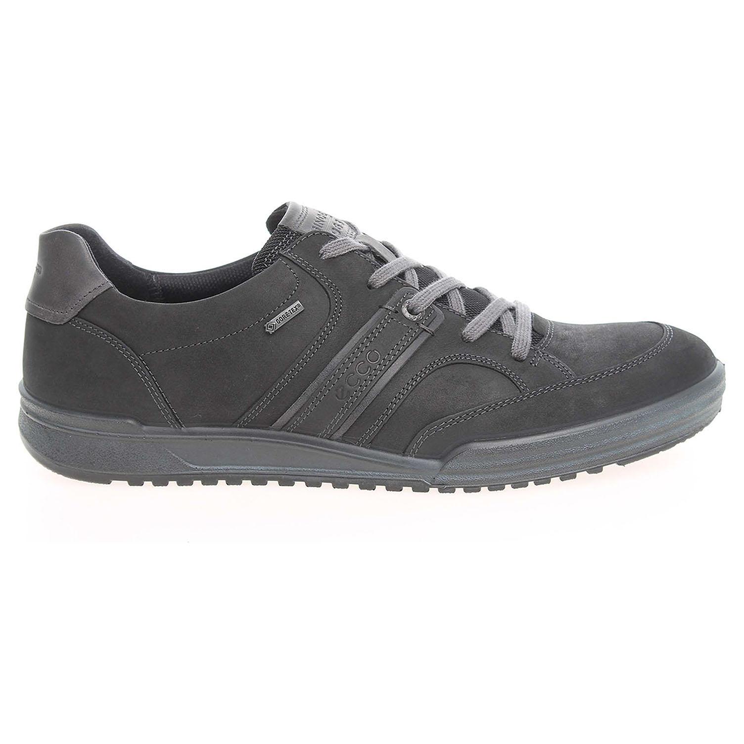 Ecco Ecco Fraser pánská obuv 53958455869 černá 24000404