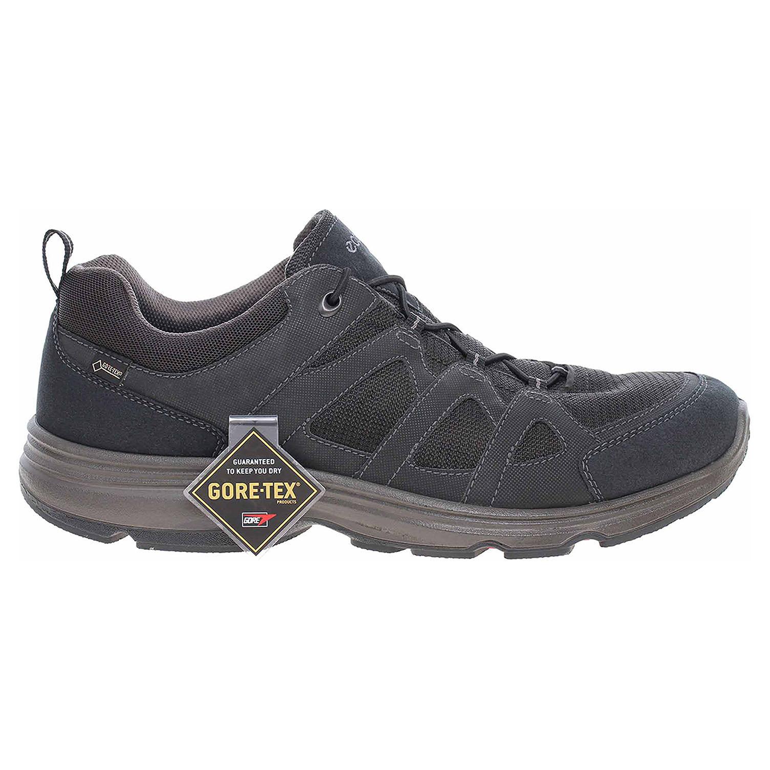 Ecco Ecco Light IV pánská obuv 83602451052 černá 24000406