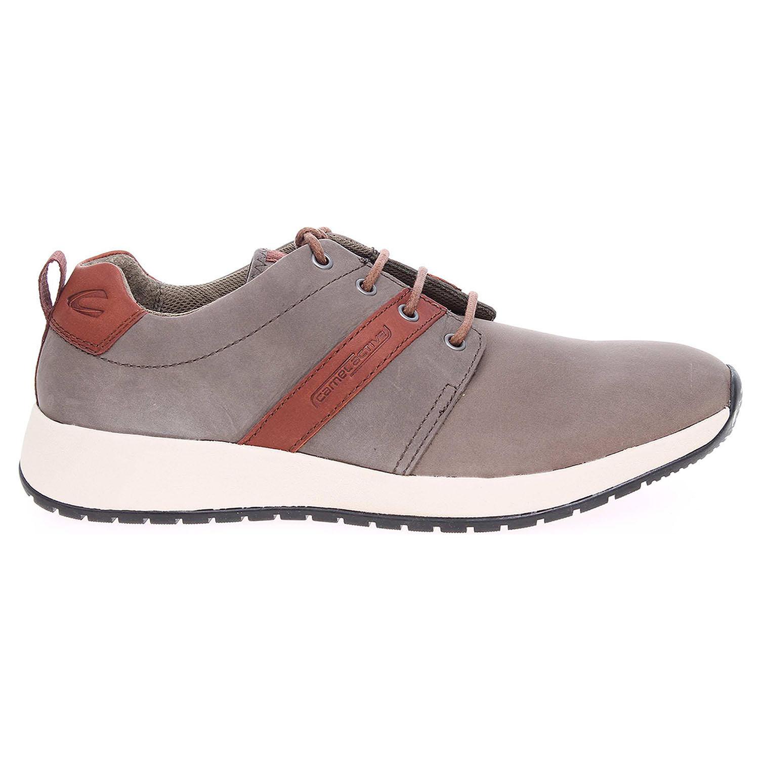 Ecco Camel Active pánská obuv 482.15.01 šedá 24000414