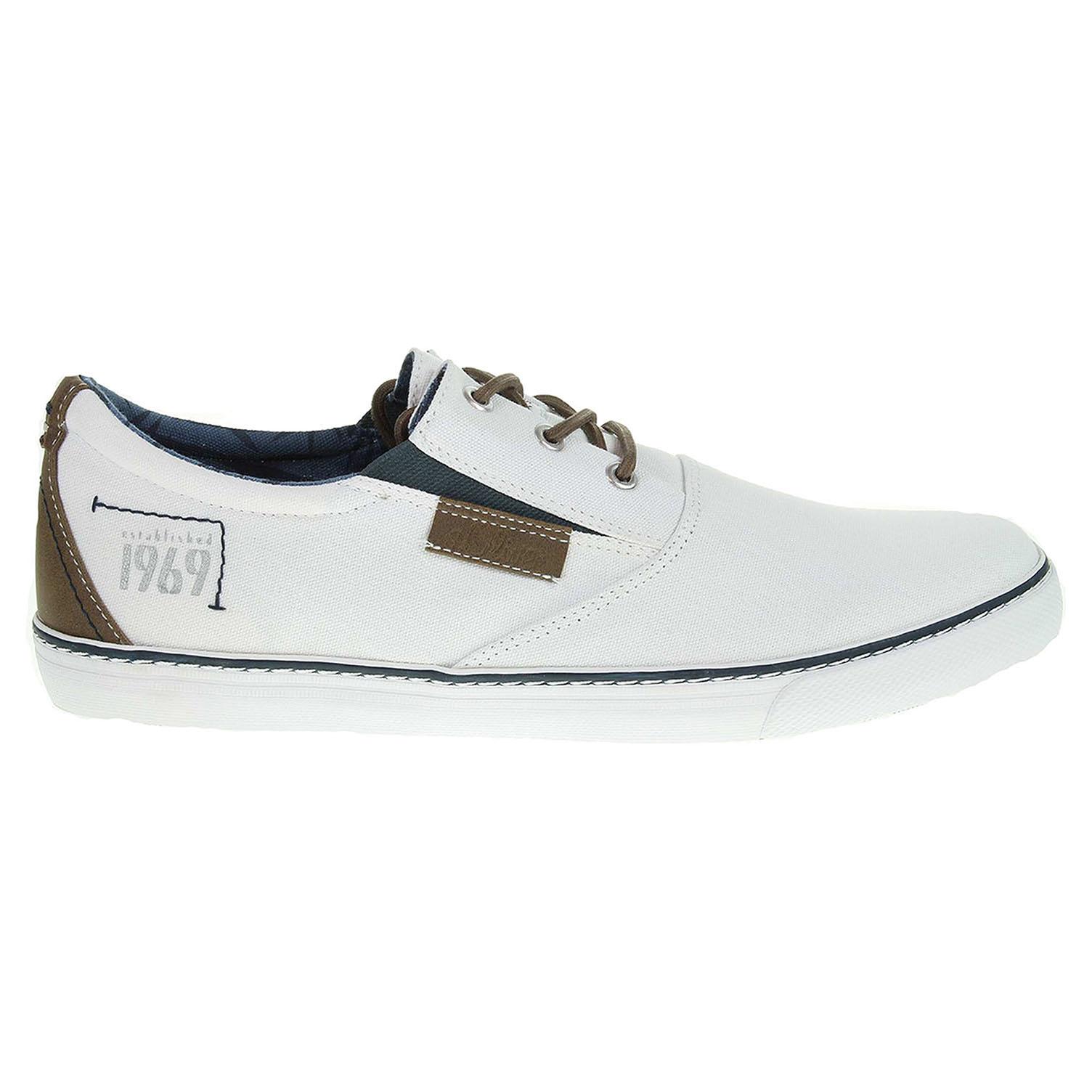Ecco s.Oliver pánská obuv 5-13613-28 bílá 24000427