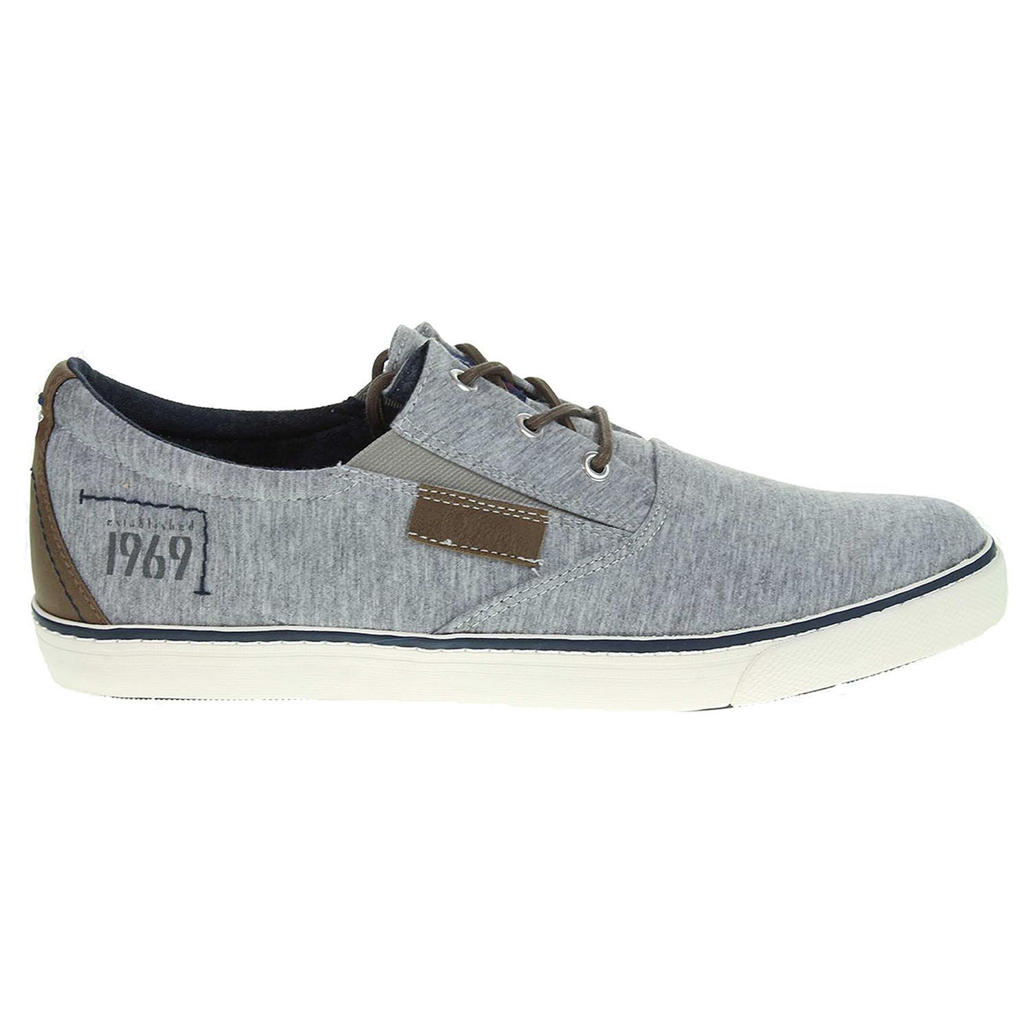 Ecco s.Oliver pánská obuv 5-13613-28 šedá 24000428