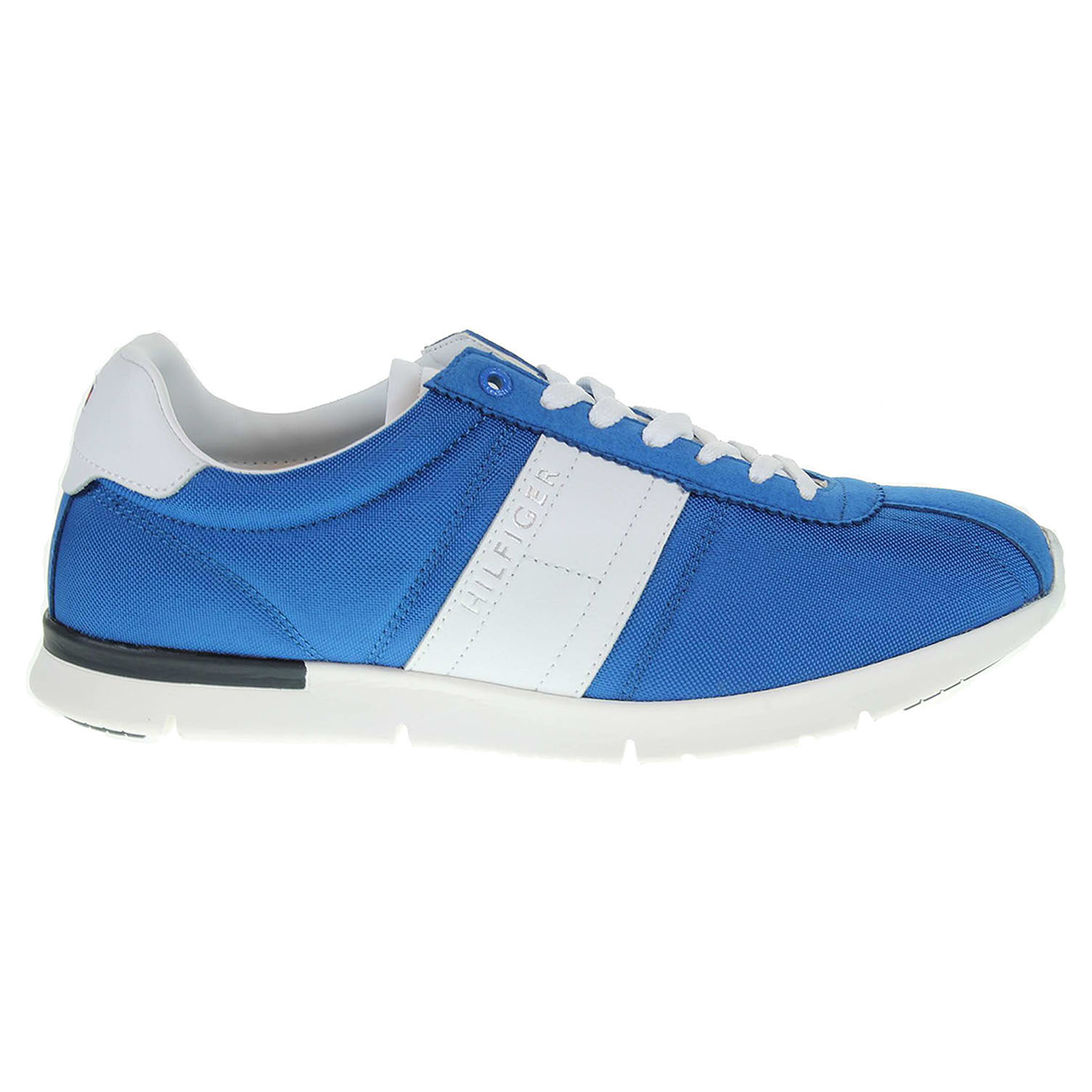 Ecco Tommy Hilfiger pánská obuv FM0FM00306 T2285OBIAS 9C modrá 24000441