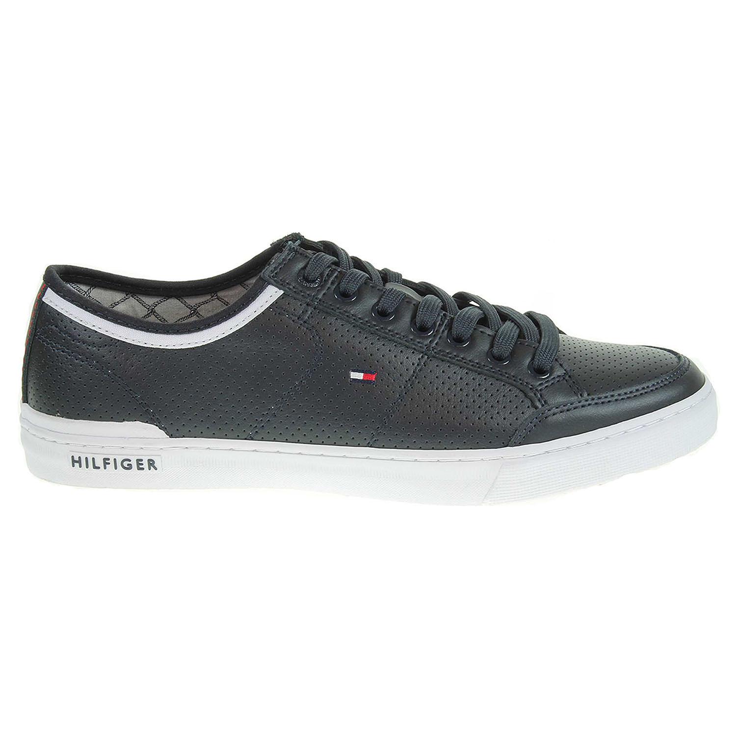 Ecco Tommy Hilfiger pánská obuv FM0FM00552 H2285ARRINGTON 5A modrá 24000447