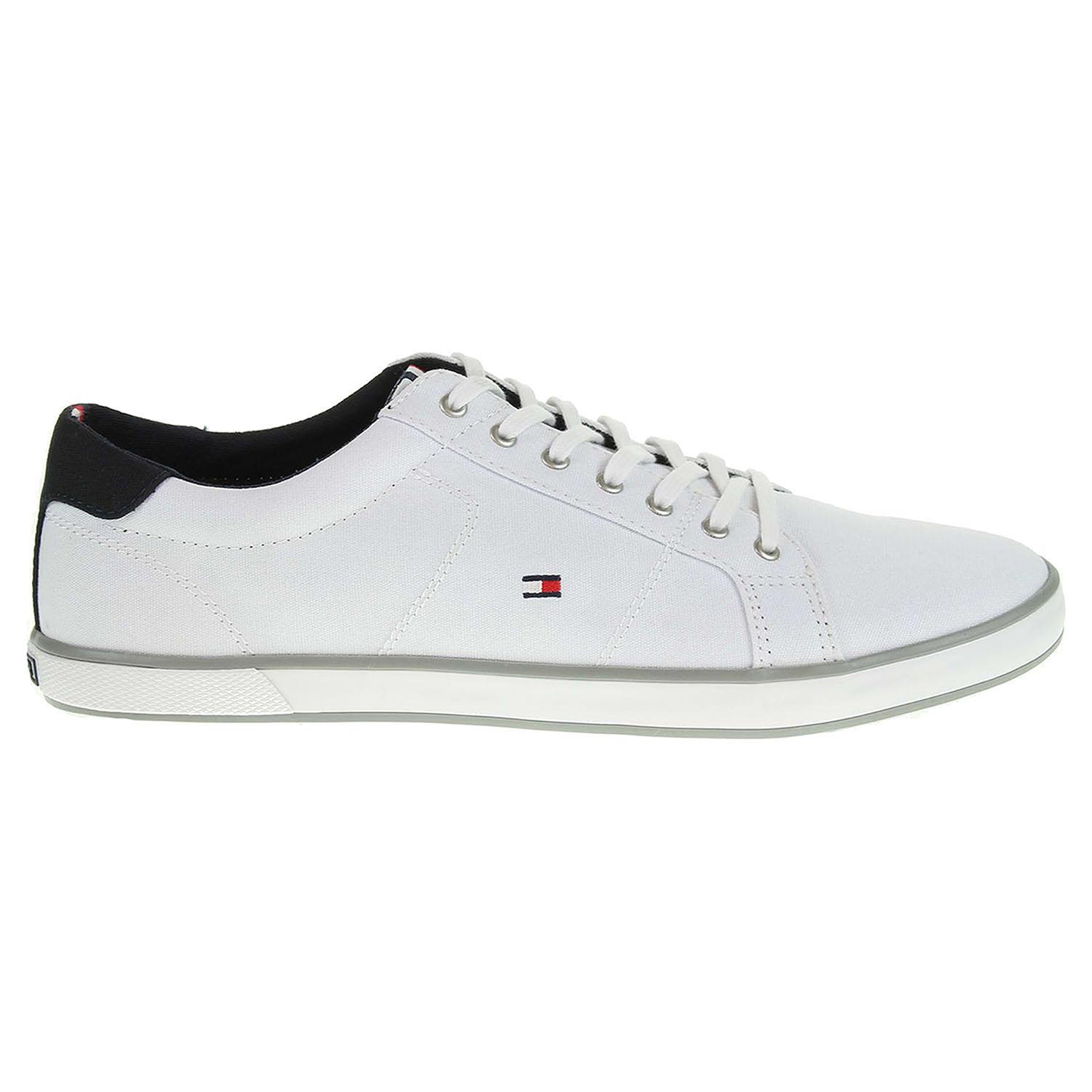 Ecco Tommy Hilfiger pánská obuv FM0FM00596 H2285ARLOW 1D bílá 24000449