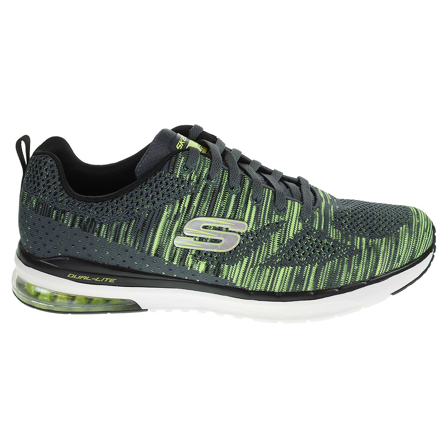 Skechers Rapid Fire charcoal-lime 42