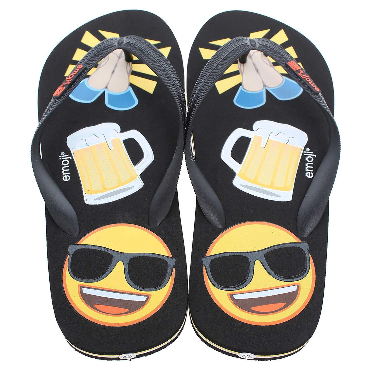 Gioseppo Shota pánské plážové pantofle černé 41