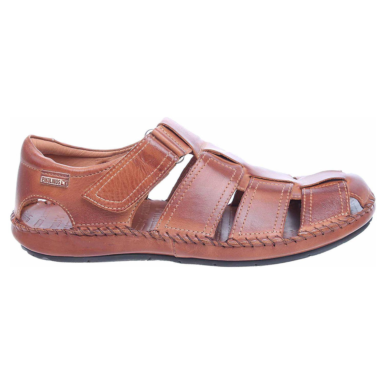 Pikolinos sandály pánské 06J-5433 hnědé 06J-5433 45